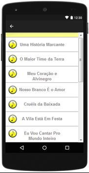 Torcida Jovem the most complete lyrics songs. screenshot 3