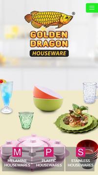 Golden Dragon Houseware poster