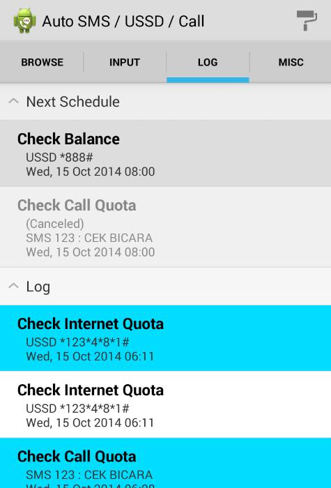 Auto SMS / USSD / Call for Android - APK Download