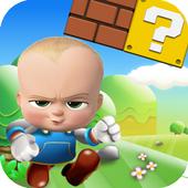 Super Boss Baby World of Mario icon