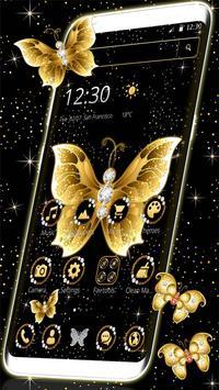 Golden butterfly screenshot 2