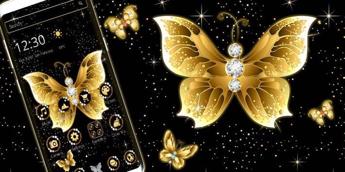 Golden butterfly screenshot 3