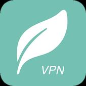 赛风(Psiphon): Green VPN一键翻墙超级天行云墙网络加速器 icon