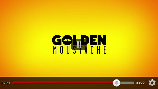 Golden Moustache apk screenshot