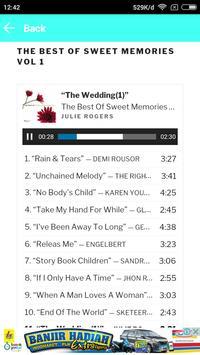 Golden Romantic Love Songs screenshot 3