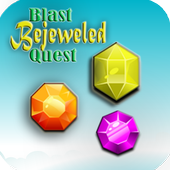 Blast Bejewelled Quest icon