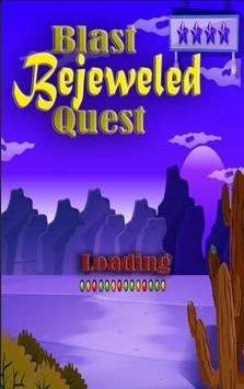 Blast Bejewelled Quest apk screenshot