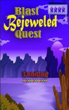 Blast Bejewelled Quest screenshot 1