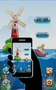 World Fishdom Ocean Art poster