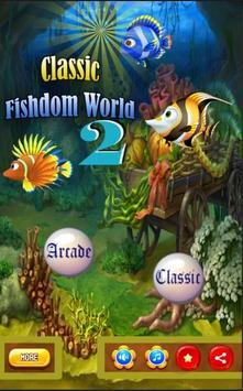 Classic Fishdom World 2 screenshot 2