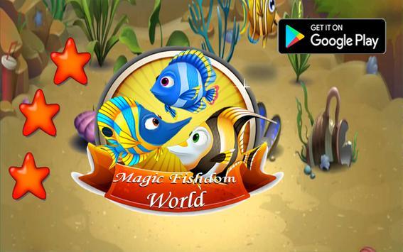 Magic Fishdom World screenshot 2