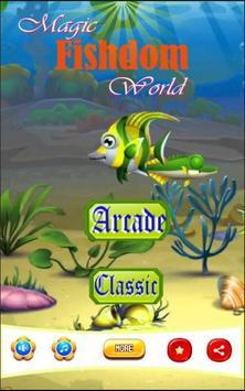 Magic Fishdom World screenshot 3
