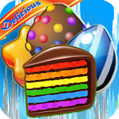 Super Cookie Jam Jelly icon