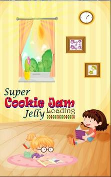 Super Cookie Jam Jelly apk screenshot