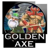 New tricks Golden Axe icon
