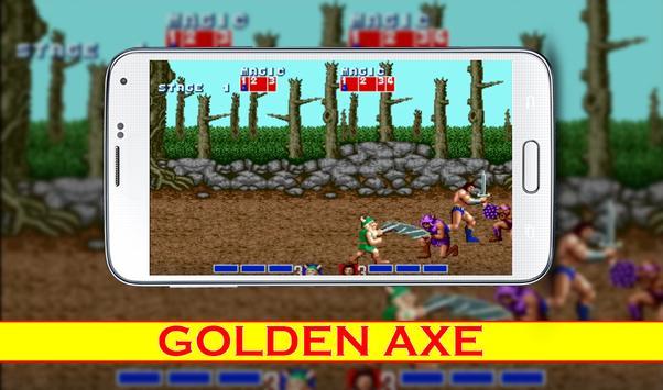 New tricks Golden Axe screenshot 2