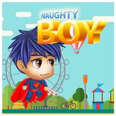 Nauthy Boy: Jump and Run icon