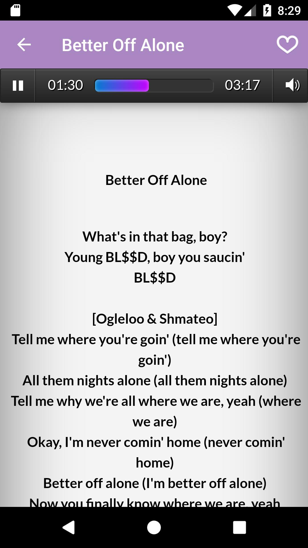 New Ayo & Teo Music Hits Full Lyrics for Android - APK Download