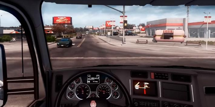 American Truck Simulator Deluxe 2018 cho Android - Tải về APK