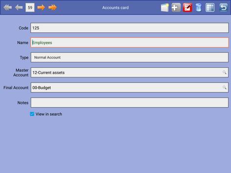 Business Accounting apk screenshot