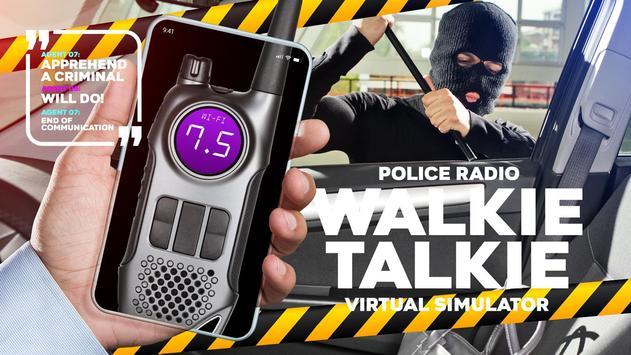 Police Walkie Talkie Radio Virtual Simulator For Android