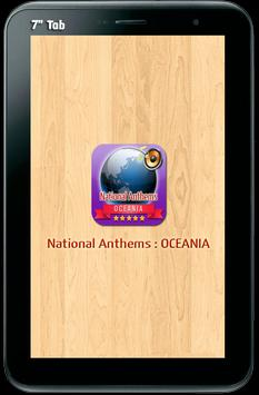 National Anthems : Oceania screenshot 8