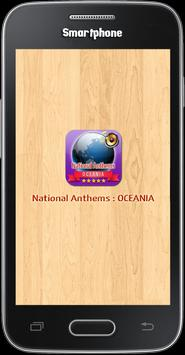 National Anthems : Oceania poster