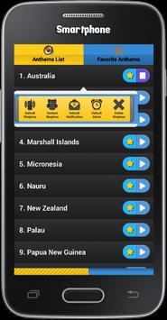 National Anthems : Oceania screenshot 2