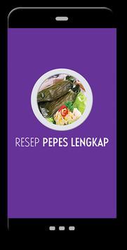 Resep Pepes Lengkap poster