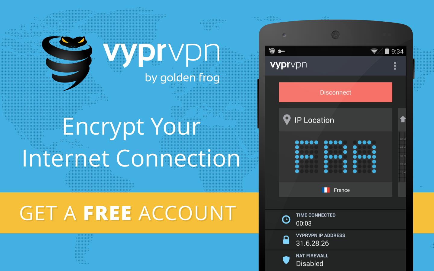 VyprVPN for Blackphone for Android - APK Download