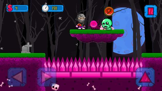 Strong Mino Adventure apk screenshot