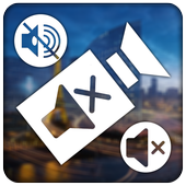 Video Mute : Slient Video icon