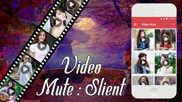 Video Mute : Slient Video apk screenshot