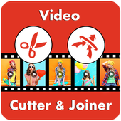 Video Cutter Marger icon