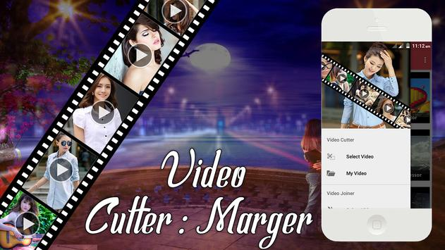 Video Cutter Marger apk screenshot