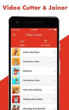 Video Cutter Marger screenshot 1