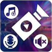 Dubbing Video Voice icon