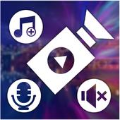 Dubbing Video Voice icon