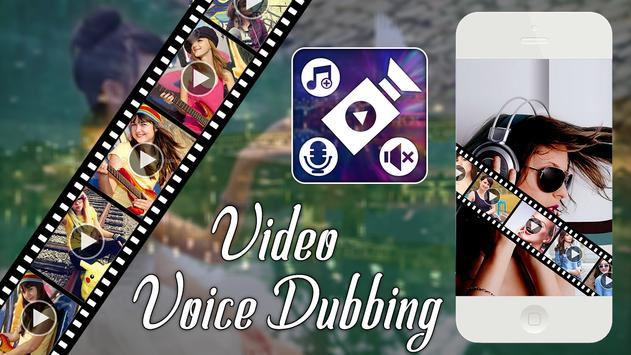 Dubbing Video Voice poster
