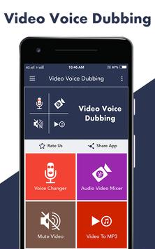 Dubbing Video Voice apk screenshot