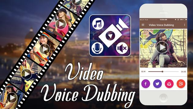 Dubbing Video Voice apk screenshot