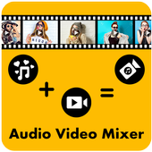 Audio Video Mixer icon