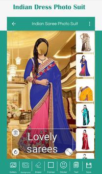 Indian Saree Photo Suit screenshot 3