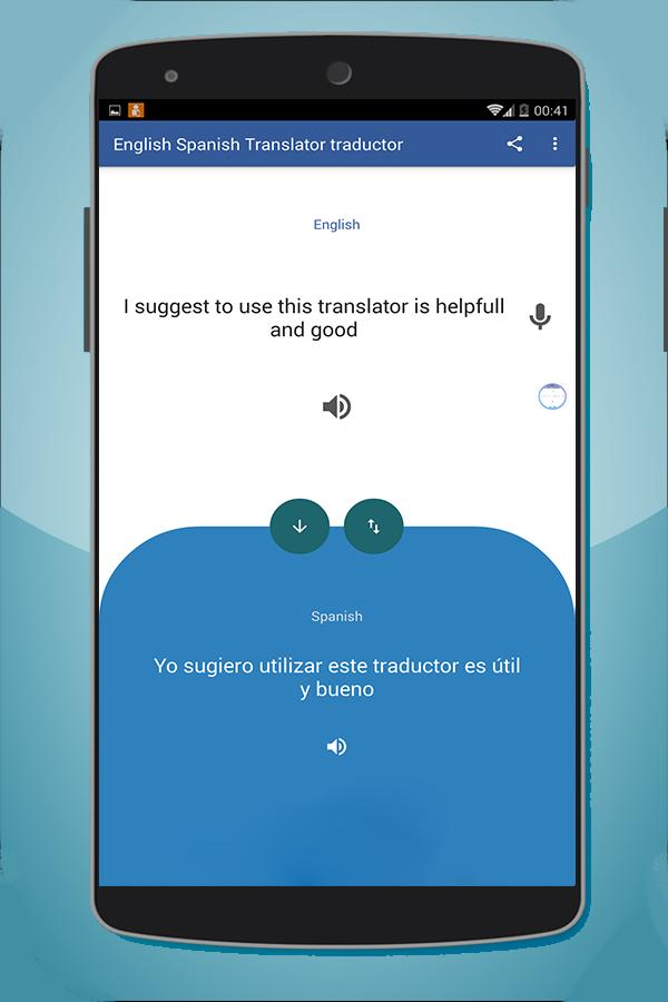 English Spanish Translator Traductor for Android - APK Download