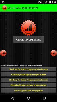 2G 3G 4G Signal Master Prank poster