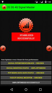 2G 3G 4G Signal Master Prank apk screenshot