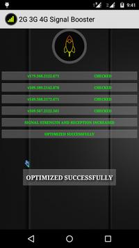 3G 4G Speed Stabilizer Prank screenshot 7