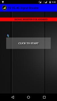 3G 4G Speed Stabilizer Prank poster