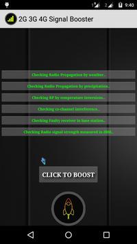 3G 4G Speed Stabilizer Prank screenshot 1