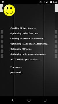 3G 4G Speed Stabilizer Prank screenshot 2